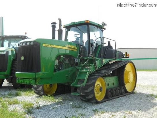 2003 John Deere 9520T TRACK TRACTOR 450 HP Tractors ...