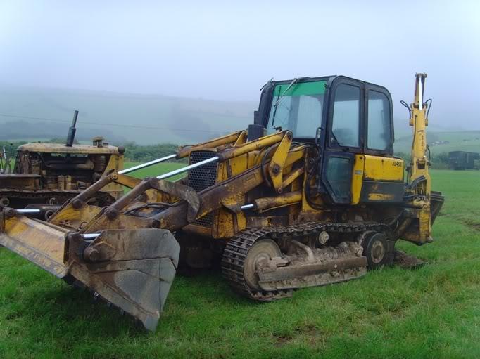 John Deere 450 crawler loaders - The Classic Machinery Network