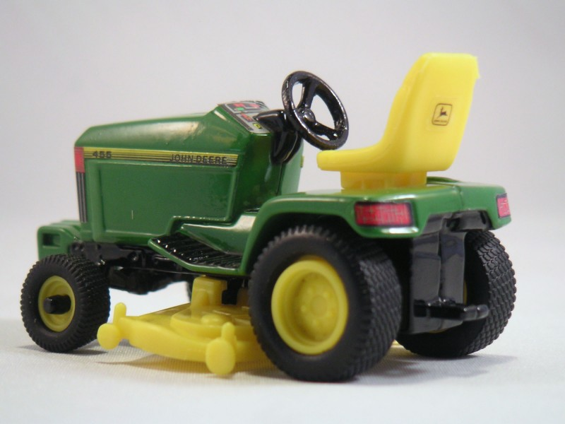 John Deere 455 Garden Tractor - farmmodeldatabase.com