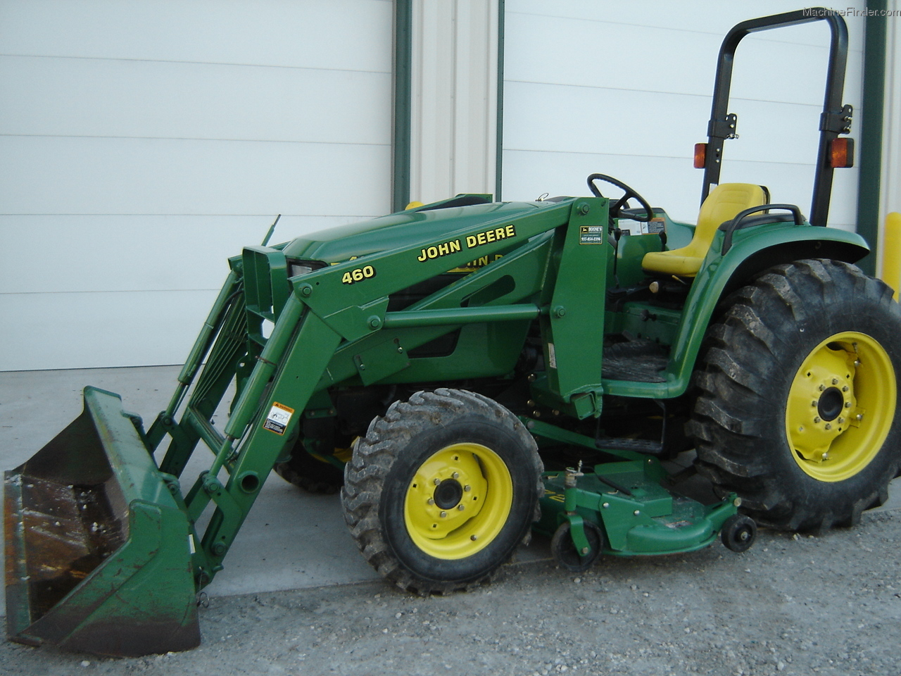 2001 John Deere 4600 Tractors - Compact (1-40hp.) - John ...