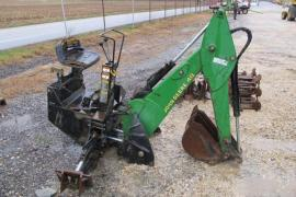 Quote for Shipping a John Deere 48 backhoe attachment to ...