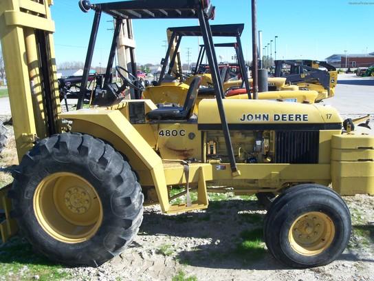 John Deere 480C Forklifts - John Deere MachineFinder
