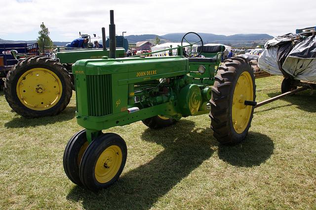 John Deere 50 Tractor. | Flickr - Photo Sharing!