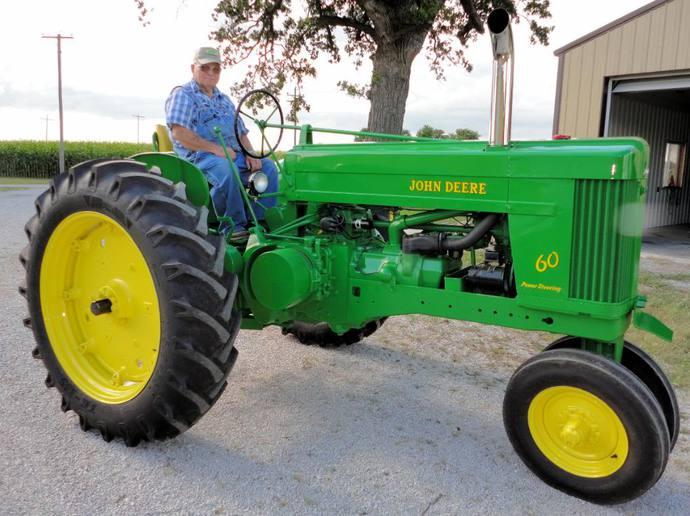 John Deere 50 60 70 (pics) - Yesterday's Tractors