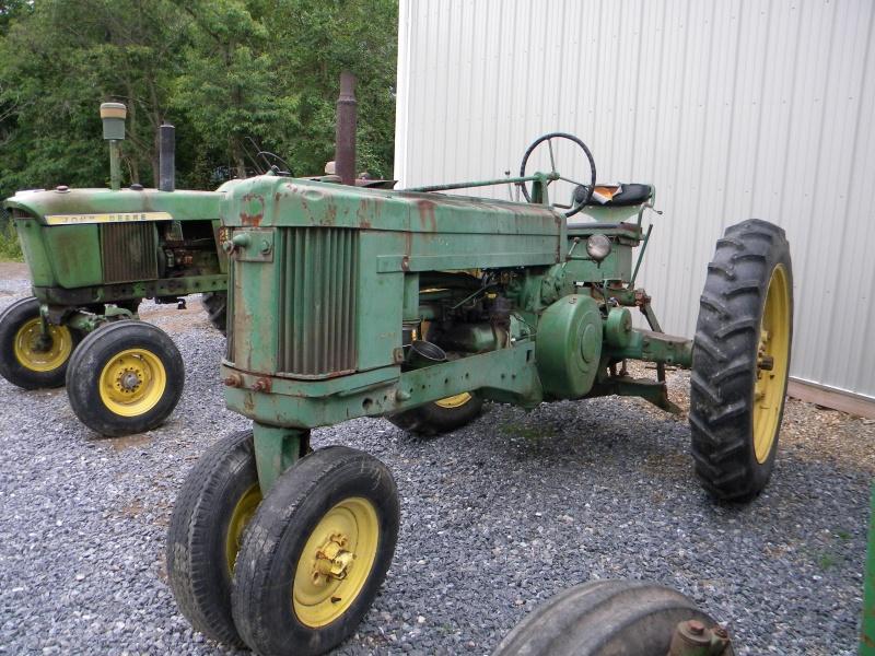 John Deere 50 Tractor | Green Spring Tractor