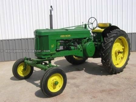 John Deere 50 Tractor For Sale at EquipmentLocator.com