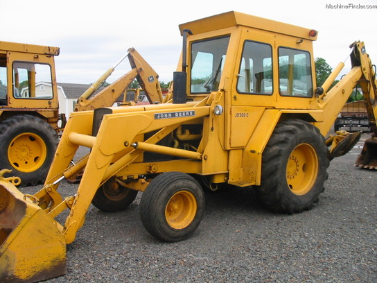 1977 John Deere 500C - Backhoe Loaders - John Deere ...