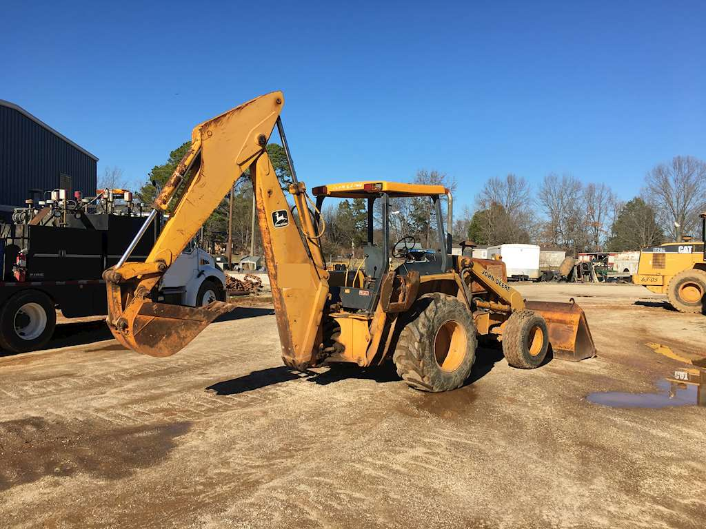 1988 JOHN DEERE 510C For Sale, 3,033 Hours | Huntsville ...