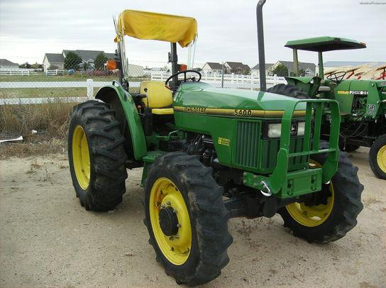 John Deere 5400 Tractors - Utility (40-100hp) - John Deere ...