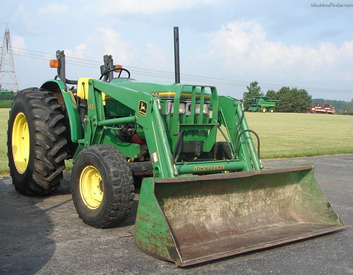 1996 John Deere 5400 Tractors - Utility (40-100hp) - John ...