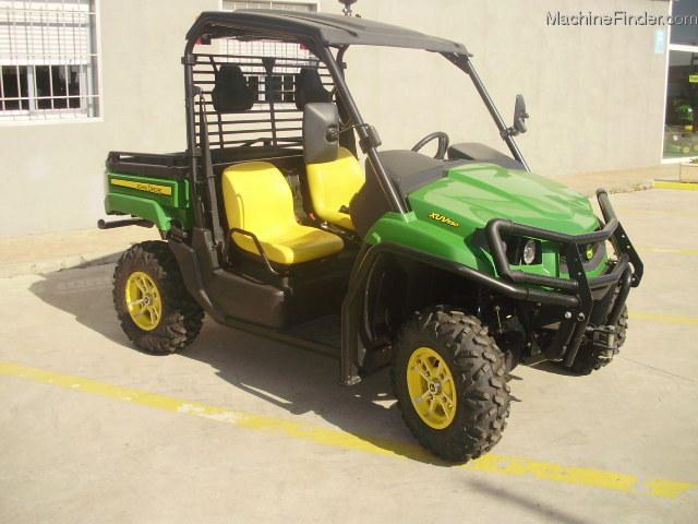 2013 John Deere GATOR XUV 550 Tractors - Articulated 4WD ...