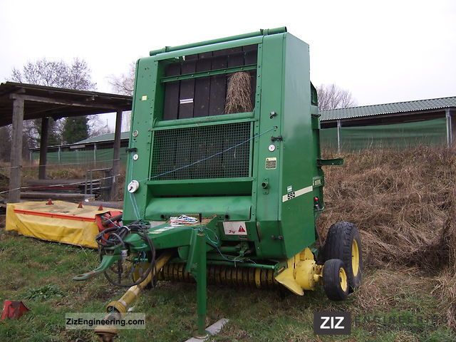John Deere 550 2011 Agricultural Haymaking equipment Photo ...