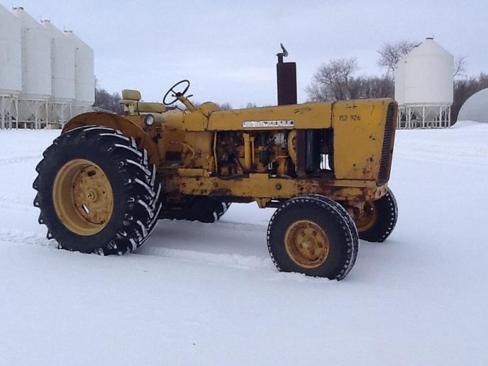 John Deere 600 industrial tractor - Yesterday's Tractors ...