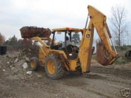 Cost to Ship - John Deere 610 Backhoe - from Medina to ...