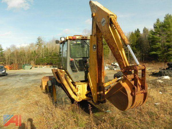 Auctions International - Auction: Town of Wells ITEM: 1985 ...