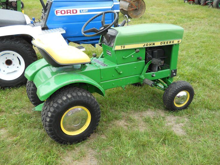 John Deere 70 Tractor | Tractors | Pinterest