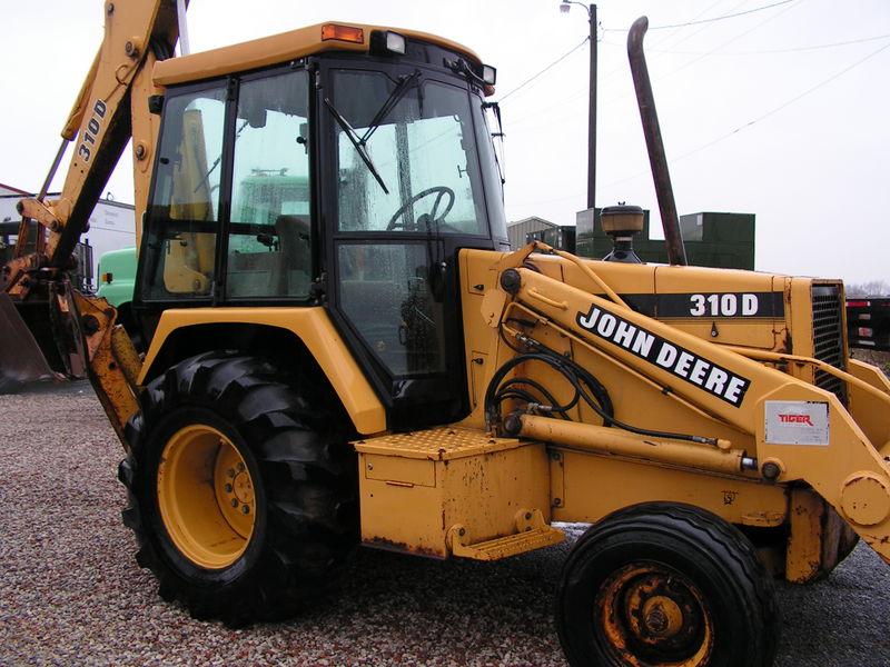 John Deere 310D Tractor/Loader/Backhoe | CORBIN EQUIPMENT ...