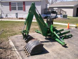 Cost to Ship - john deere 8b backhoe attachment for ...