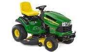 TractorData.com John Deere LA135 tractor information