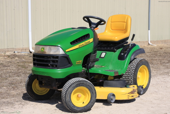 2007 John Deere LA130 Lawn & Garden and Commercial Mowing - John Deere ...