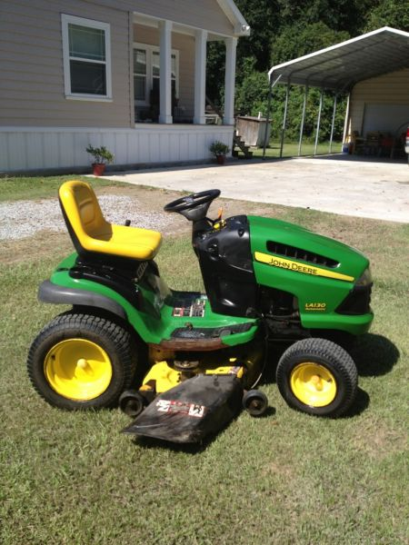 2009 John Deere la130 Lawn Mower For Sale in Louisiana - Louisiana ...