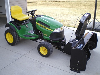 Berco on the John Deere - MyTractorForum.com - The Friendliest Tractor ...
