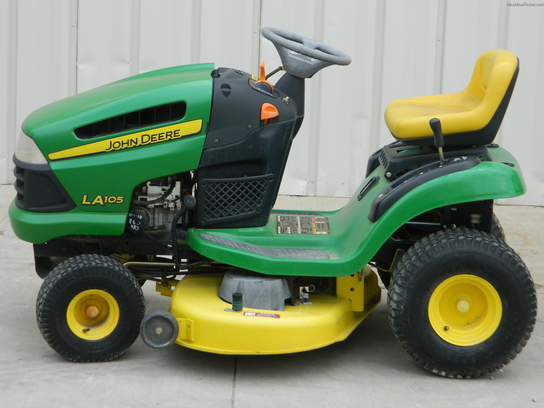 ... lawn garden and commercial mowing serial number gxa105a245026 stock