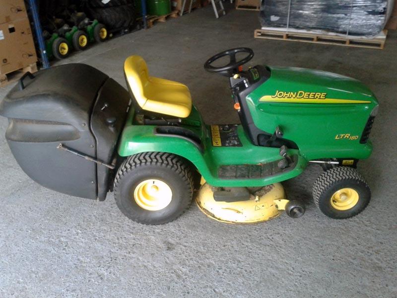 John Deere LTR180 | Used Lawn Tractor