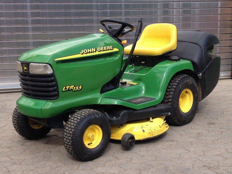 John Deere Ltr155 Ltr166 Ltr180 Lawn Tractor Technical Service Manual ...