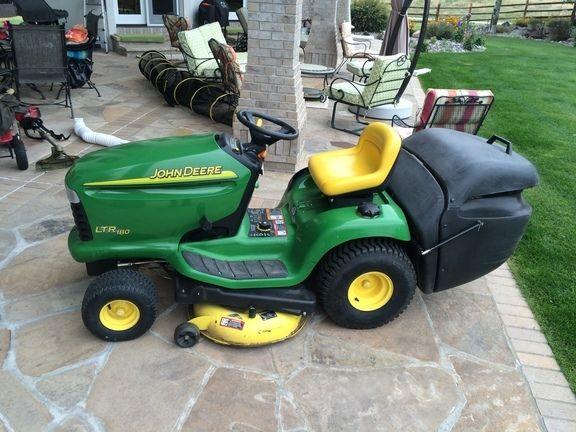 2005 John Deere Ltr180 Garden Tractors