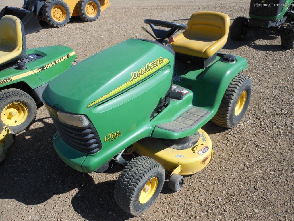2004 John Deere LT150 Lawn & Garden and Commercial Mowing - John Deere ...