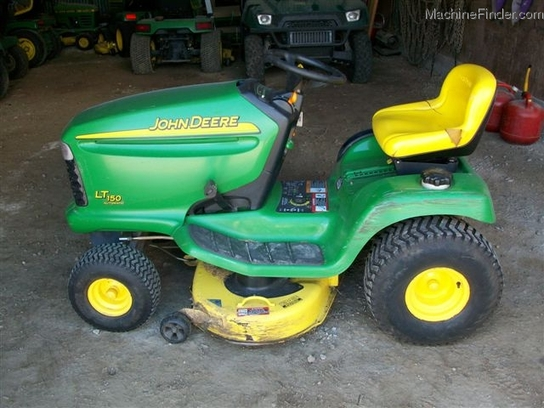 2003 John Deere LT150 Lawn & Garden and Commercial Mowing - John Deere ...