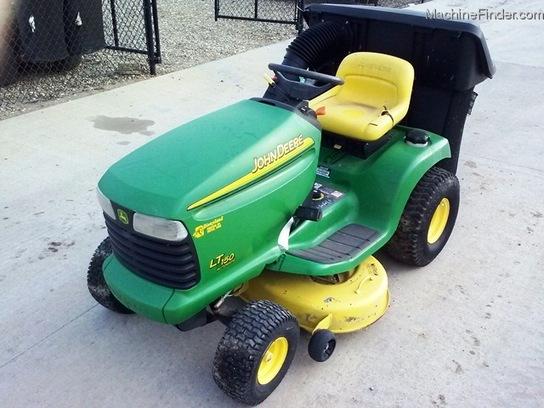2002 John Deere LT150 Lawn & Garden and Commercial Mowing - John Deere ...