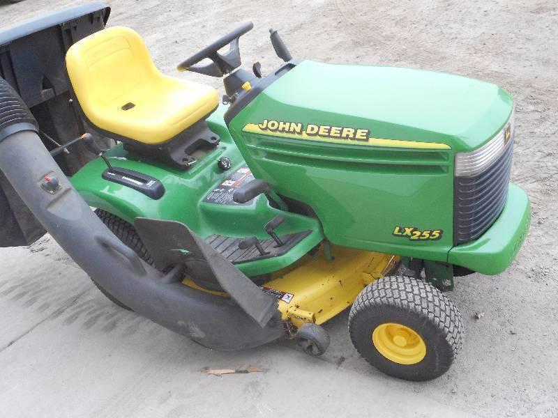 John Deere LX255 Lawn Tractor | LE April Consignments #6 ...