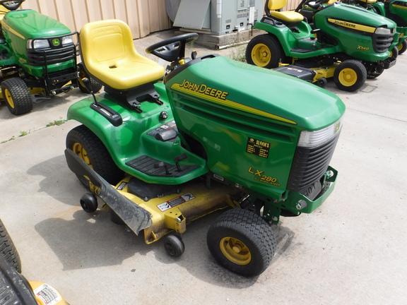 John Deere LX280 Lawn & Garden Tractors for Sale | [58672]