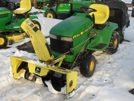 1994 John Deere LX178 Lawn & Garden and Commercial Mowing - John Deere ...