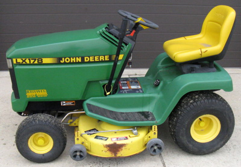 1996 John Deere LX178 Riding Mowers for Sale | Fastline