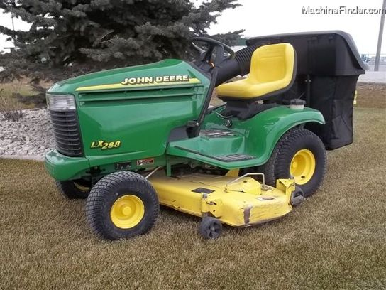 ... lawn garden and commercial mowing serial number m0l288b021635 stock