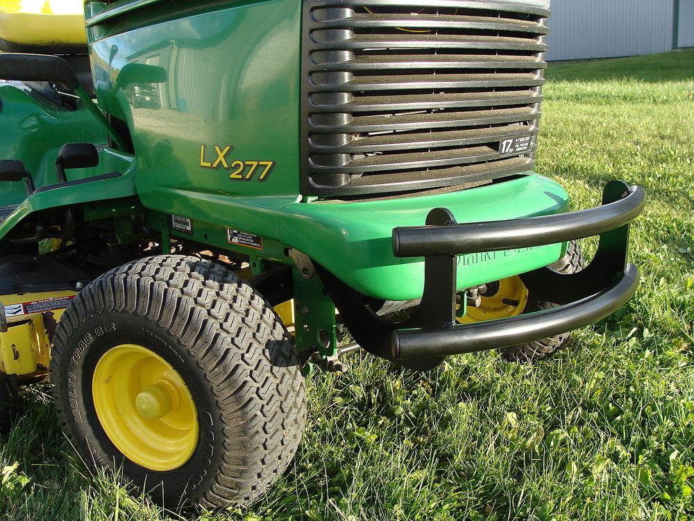 John Deere Front Bumper LX Series Lawn Mower Garden Tractor LX277 ...