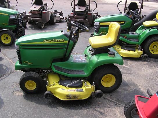 2003 John Deere LX288 Lawn & Garden and Commercial Mowing - John Deere ...