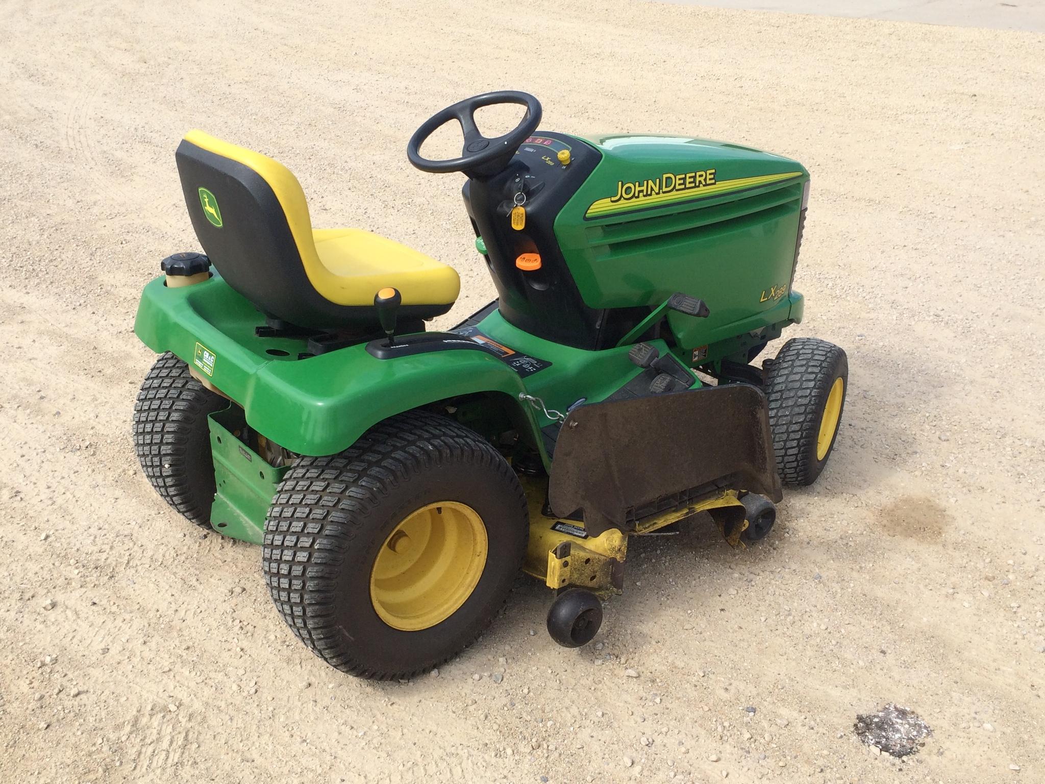 John Deere LX289 Lawn & Garden Tractors for Sale | [51601]