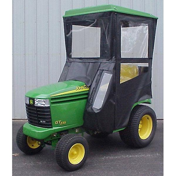... Top Cab Enclosure Fits John Deere LX280 LX289 GT225 GT235 GT245 GX255