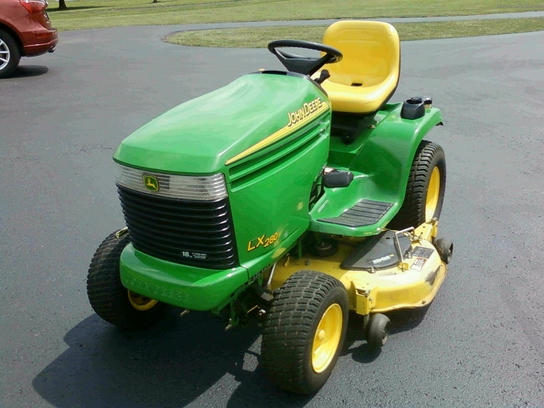 2004 John Deere LX280 Lawn & Garden and Commercial Mowing - John Deere ...