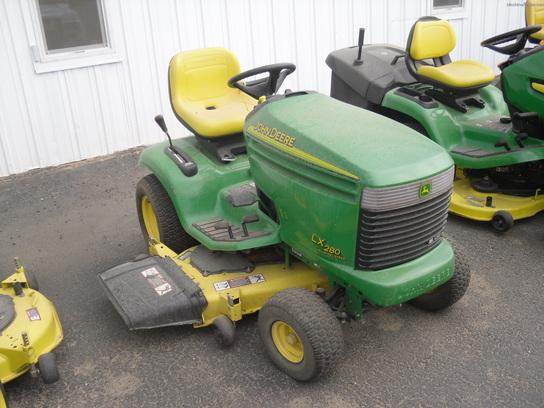 2005 John Deere LX280 Lawn & Garden and Commercial Mowing - John Deere ...