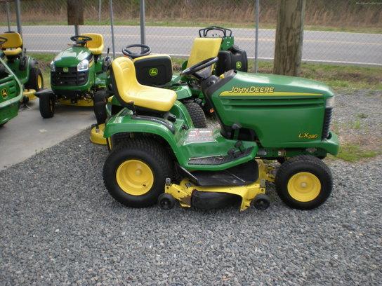 2004 John Deere LX280 - Lawn & Garden Tractors - John Deere ...