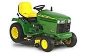 TractorData.com John Deere GT225 tractor information