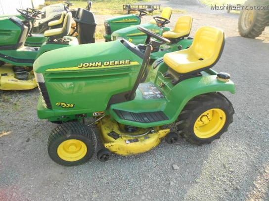 John Deere GT225 42 DECK Lawn & Garden and Commercial Mowing - John ...