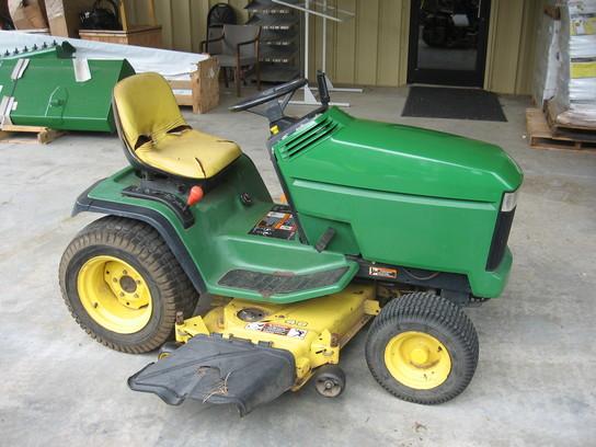 1991 John Deere GT262 - Lawn & Garden Tractors - John Deere ...