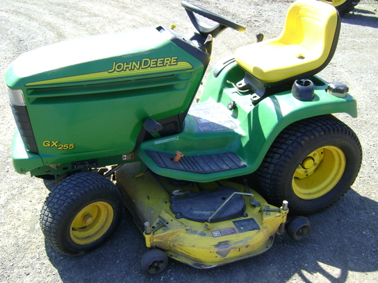 ... lawn garden and commercial mowing serial number m0g255b122124 stock