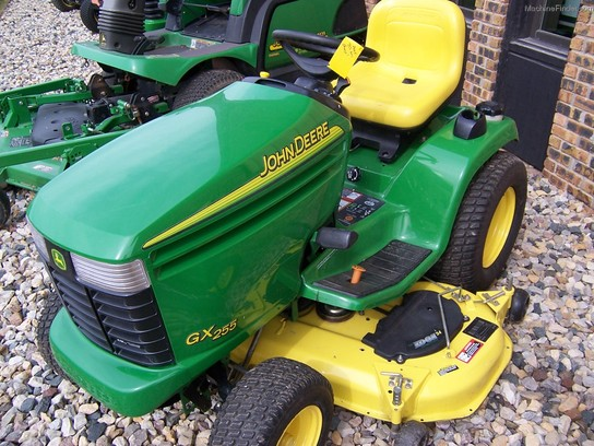 2004 John Deere GX255 Lawn & Garden and Commercial Mowing - John Deere ...